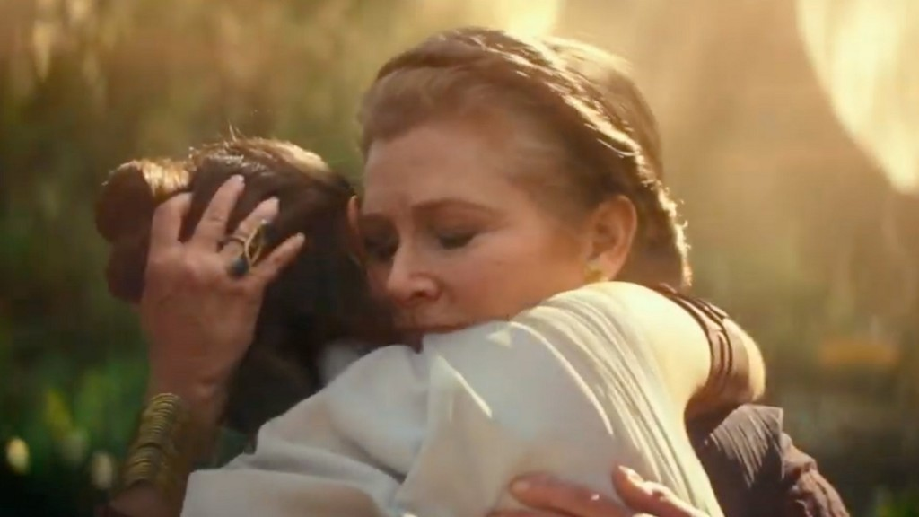 'Star Wars: Episode IX' trailer is finally here