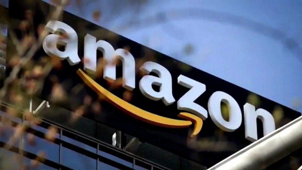 Amazon goes on hiring spree
