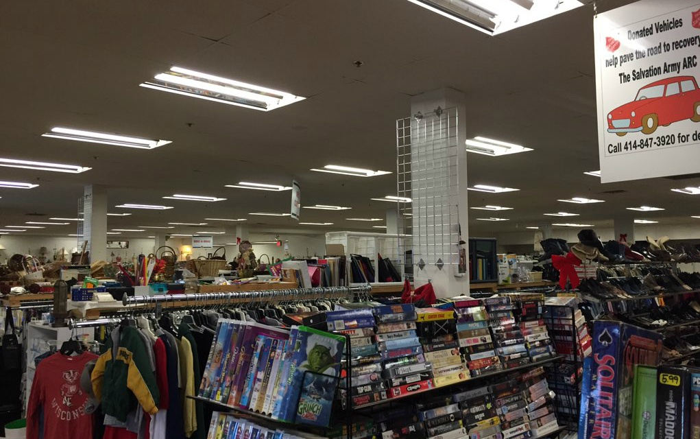 East side Salvation Army thrift store to close