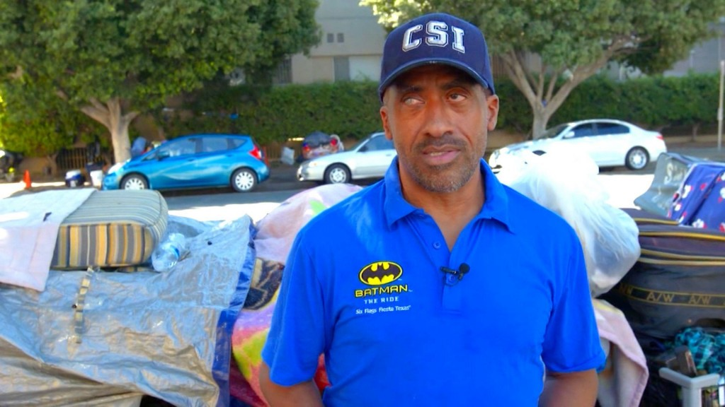 Yale grad goes from Wall Street to being homeless in Los Angeles