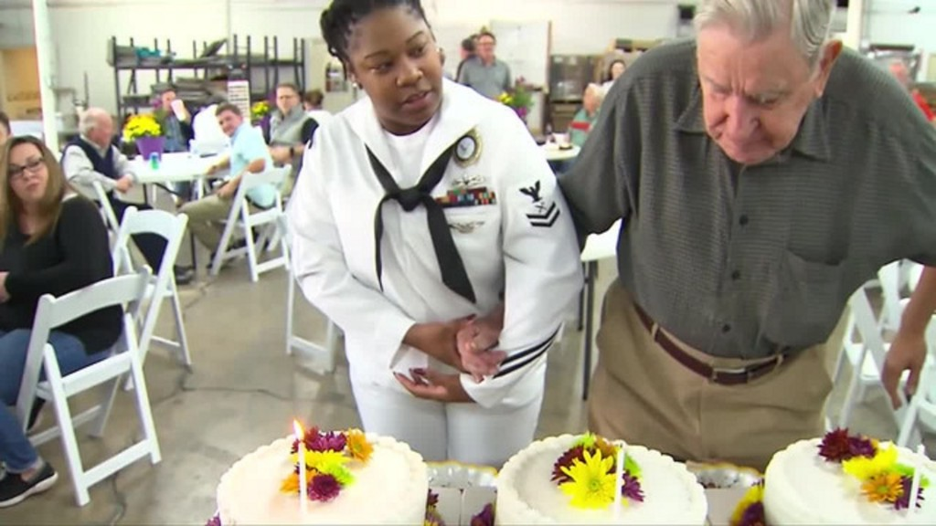 Oldest working man in Texas turns 101