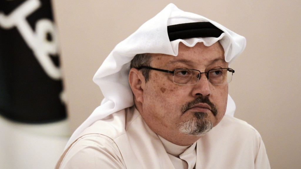 Body of missing Saudi journalist was cut into pieces, Turkish official says