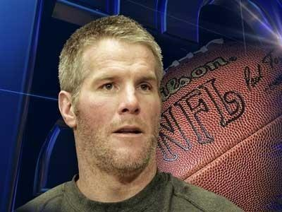 Packers to offer stadium seating for Favre's Hall of Fame event