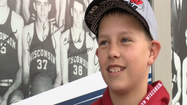 Final Four trip 'best Christmas gift ever' for Brodhead teen