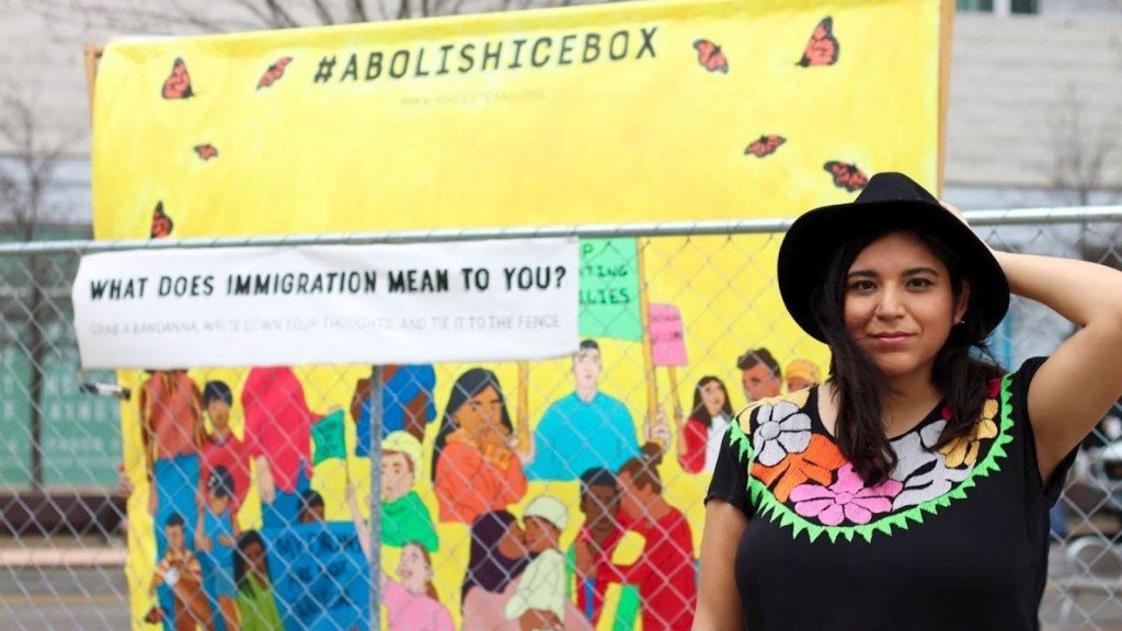 SXSW exhibit gives visitors a child's take on immigrant detention