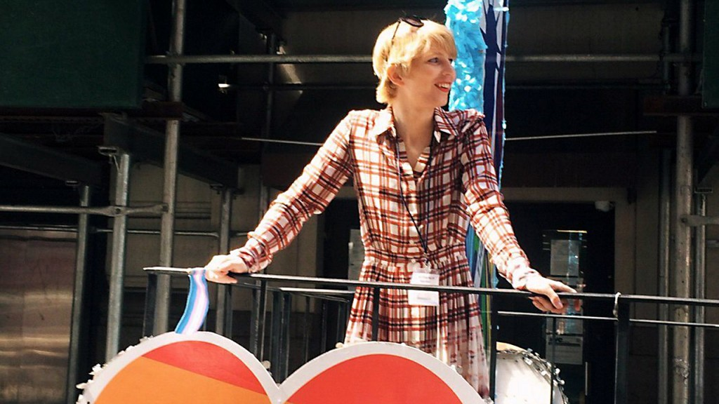 Chelsea Manning participates in NYC Pride