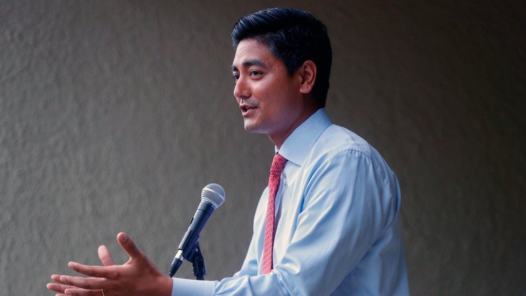 What's in a name? This Indian-Tibetan Democrat wants to find out