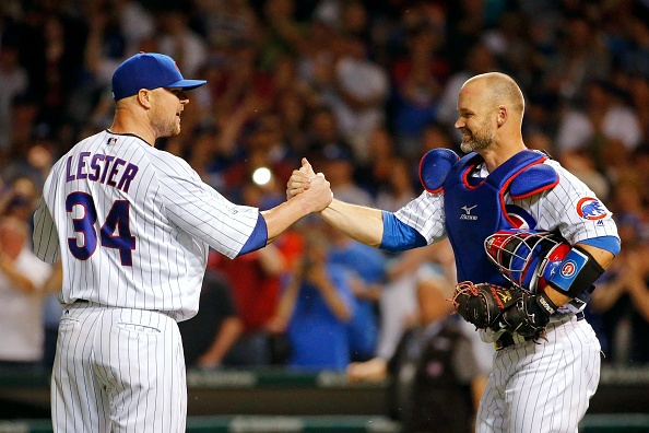 Lester leads Cubs past Dodgers 2-1