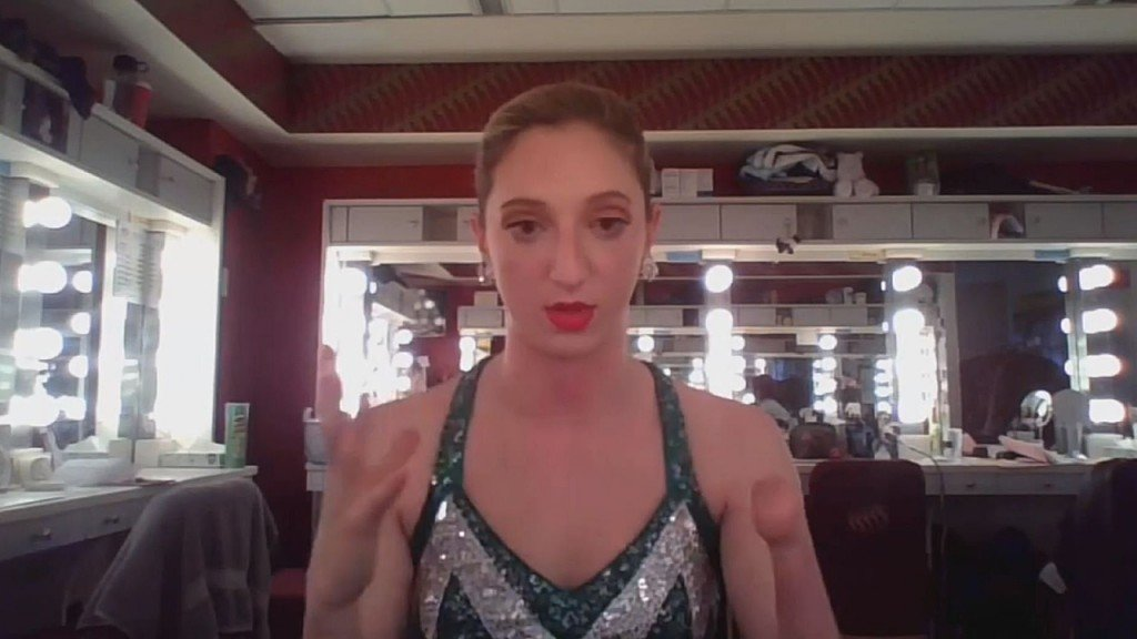 Woman born without left hand becomes Radio City Rockette