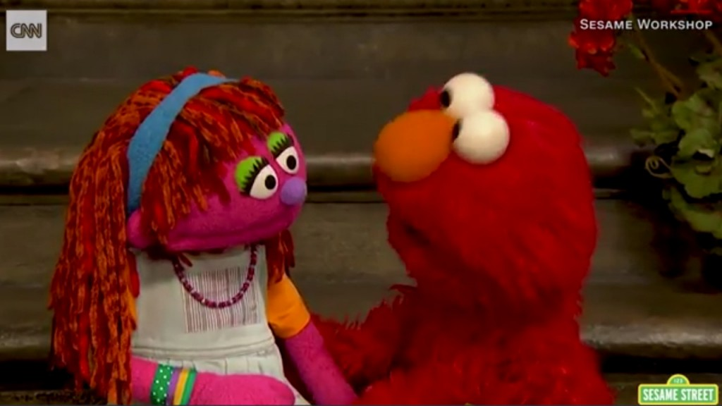 'Sesame Street' Muppet becomes first to experience homelessness