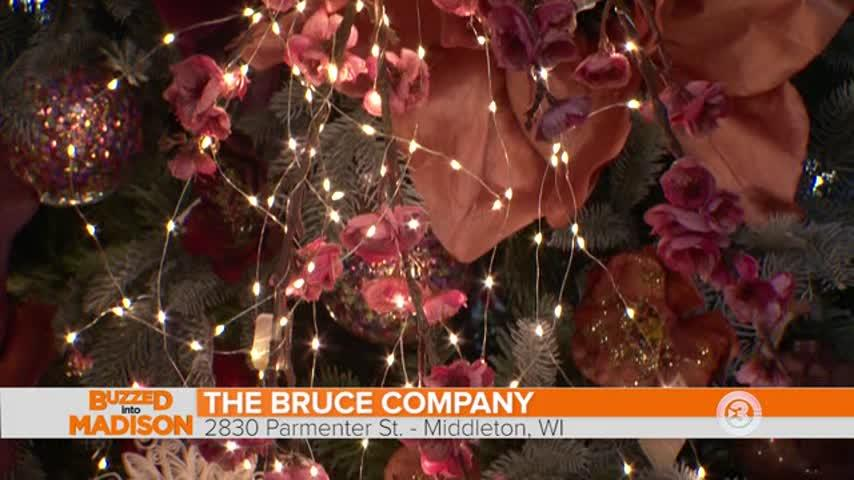 It's a Holiday Wonderland at The Bruce Company