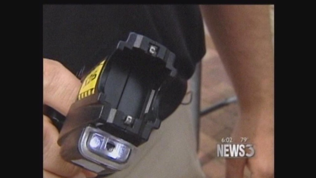 Police trainers say Tasers should not be the only option