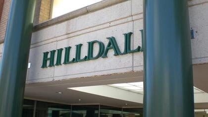 Hilldale Shopping Center through the years