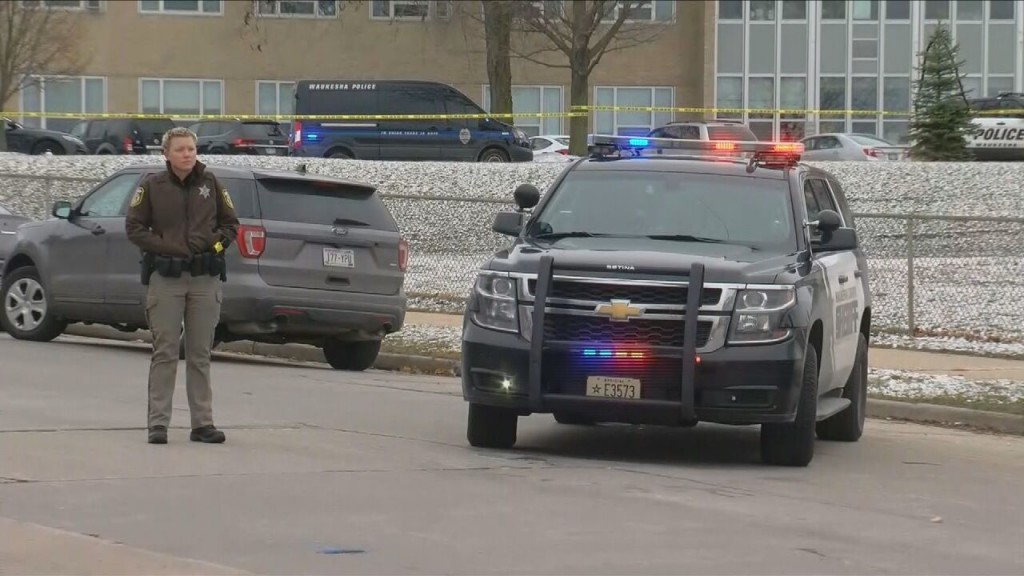 Police shoot armed 17-year-old student at Waukesha High School