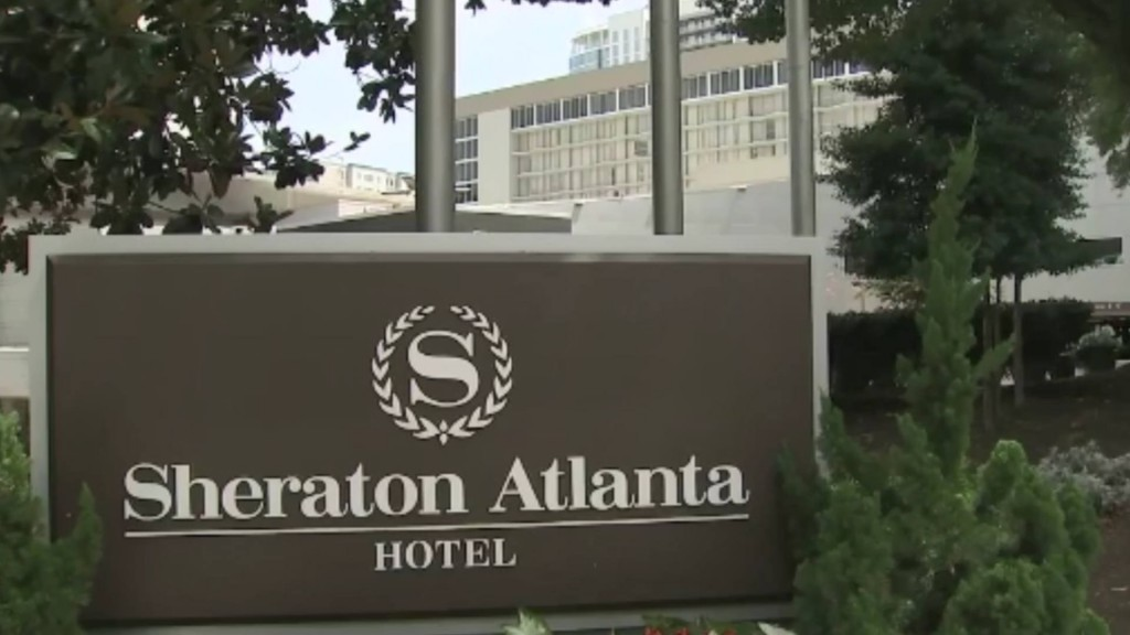 3 cases of Legionnaires' disease follow stay at Atlanta hotel