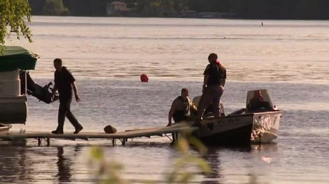 Father, son drowning victims identified