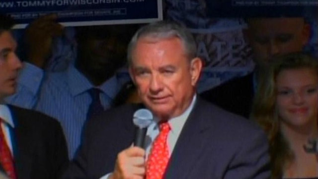 Tommy Thompson joins Bipartisan Policy Center