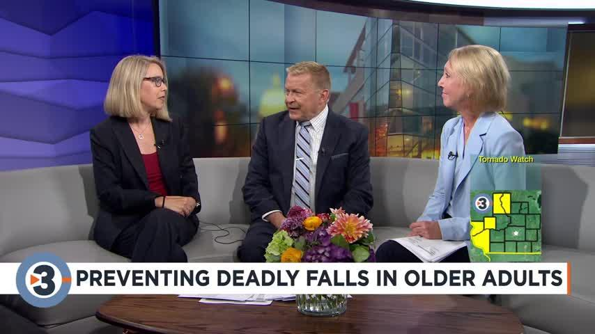 Preventing deadly falls in older adults