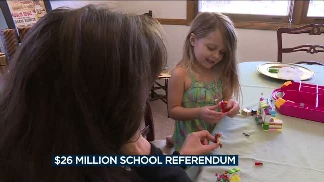 Madison school district answers questions on $26M referendum
