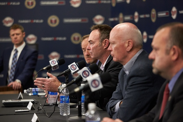 Twins fire GM Ryan, Molitor retained