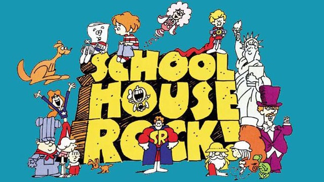 American history: 'Schoolhouse Rock' style