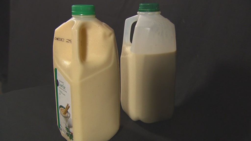 Monday is National Eggnog Day