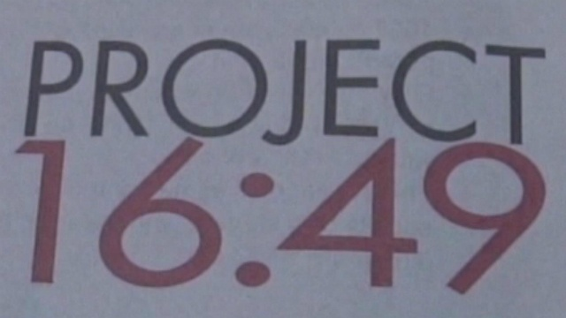 Project 16:49 aims to help homeless teens