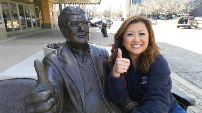 Michelle Li scopes out road trip stops en route to Indy
