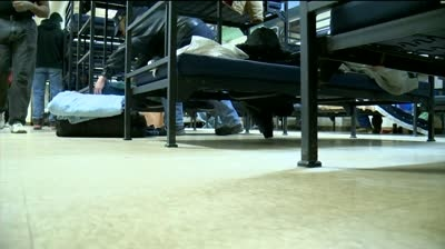 Madison shelters near capacity as bitter cold hits