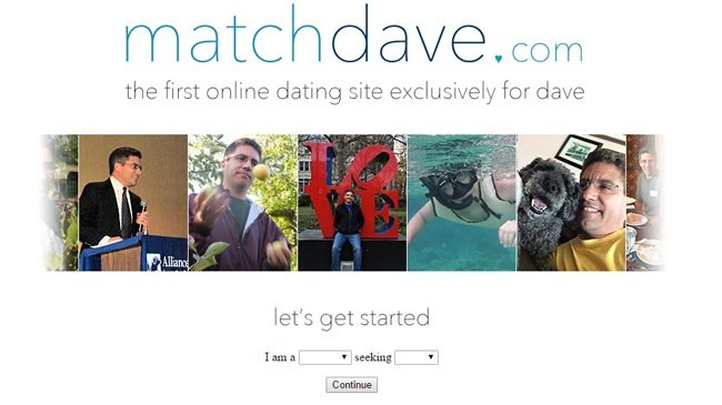 Middleton bachelor creates his own dating website