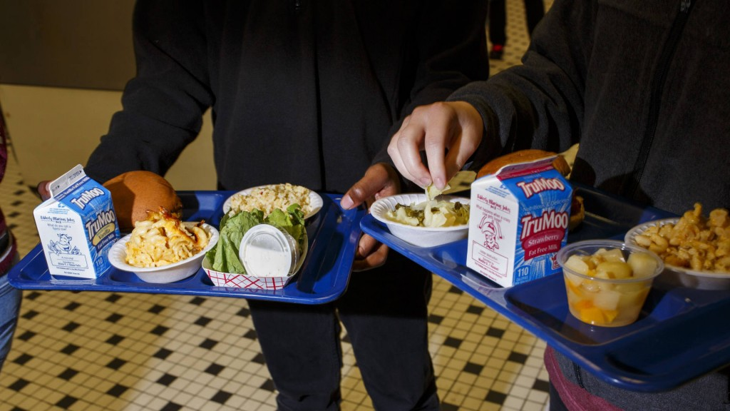 Lunch debt policy in New Jersey sparks national attention