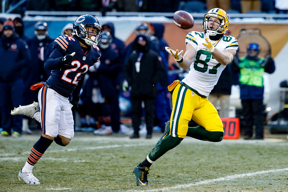 Packers beat Bears 30-27 after Rodgers' big pass to Nelson