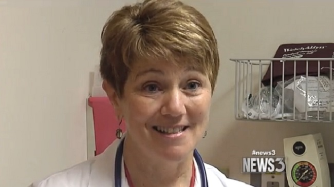 Nurse survives stroke, emphasizes identifying signs 'FAST'