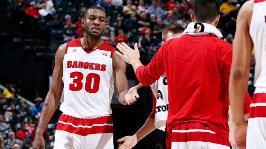 Badgers fall to Huskers at Big Ten Tournament