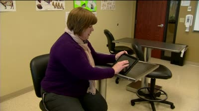 Career college turns to iPad for students