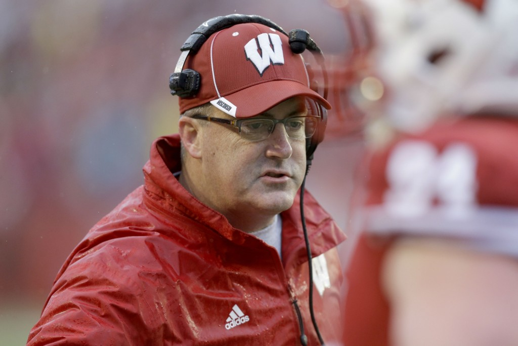 Badgers excited after first day of practice