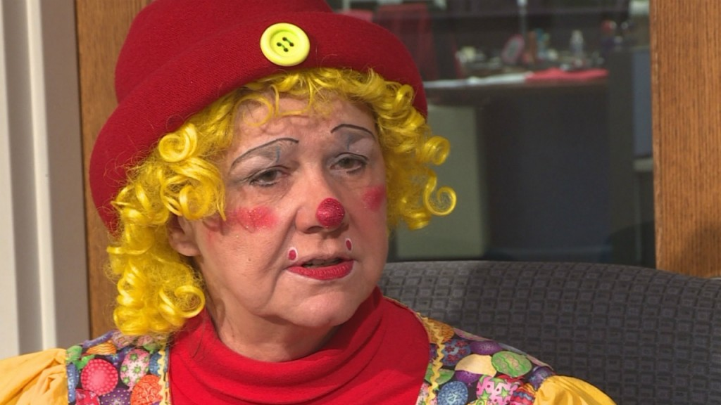 Clown: 'Creepy clowns' don't represent us