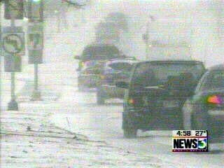 Officer: Drivers should prep for winter driving