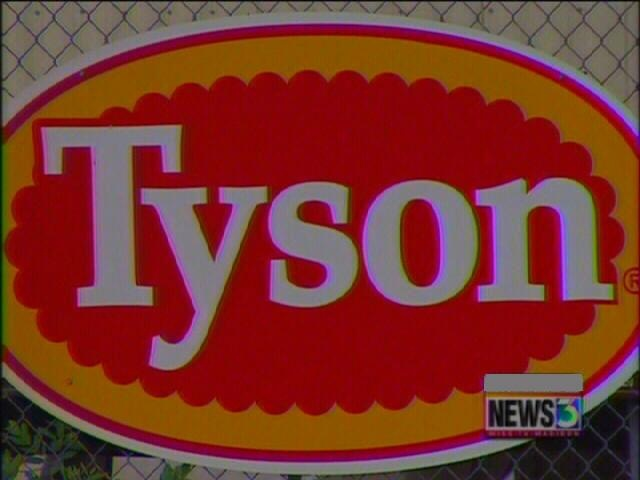 Tyson to close Jefferson plant; 400 to lose jobs