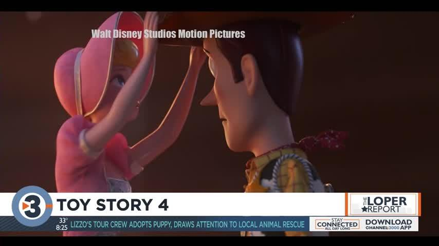 Loper Report: 'Toy Story 4,' 'The Straight Story'