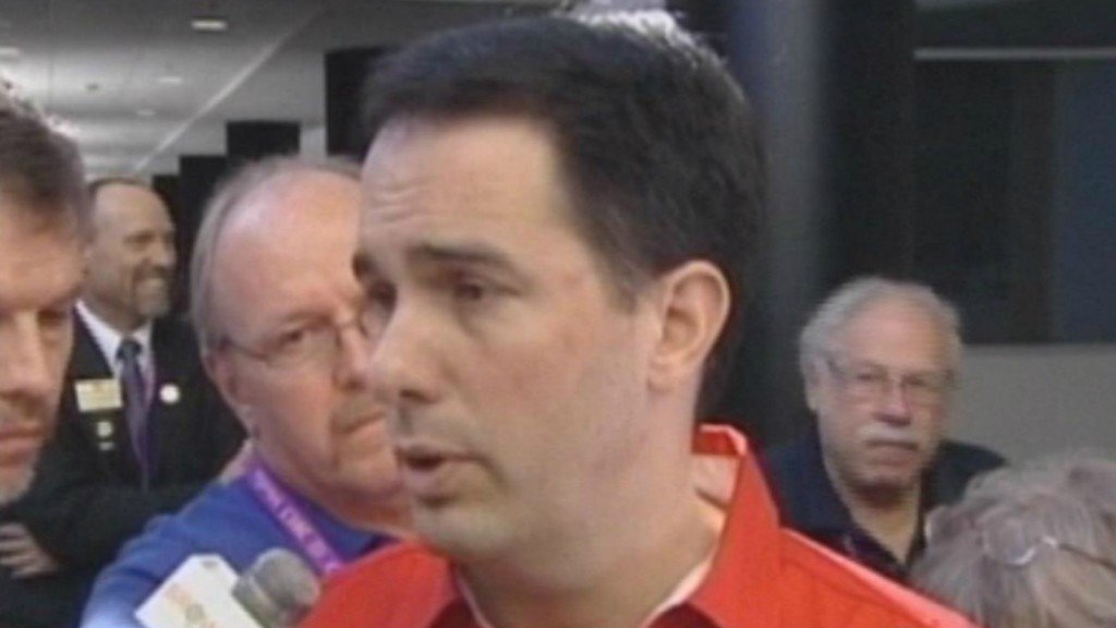 Walker says UW budget cuts should force larger teaching loads