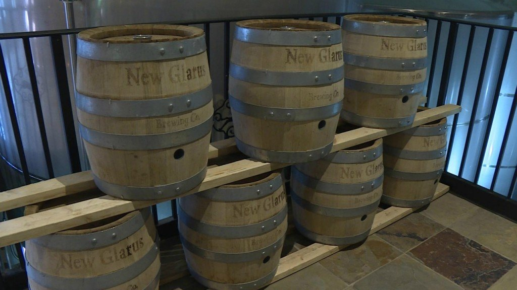 Addition of distillery to New Glarus Brewing Company part of nationwide trend