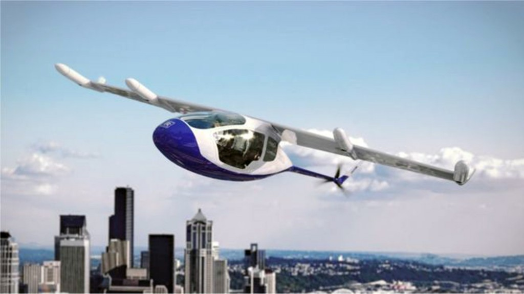 Are flying taxis about to become a reality?