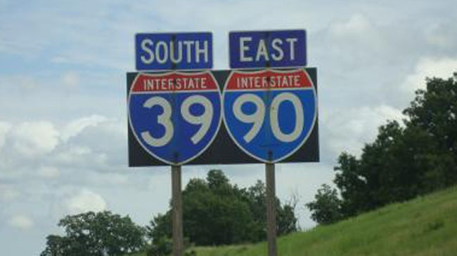 $40M grant bumps I-39-90 construction up by 2 years