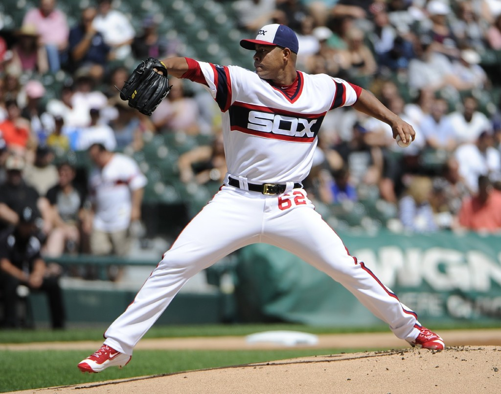 Quintana gets 10th win as Chicago beats Oakland
