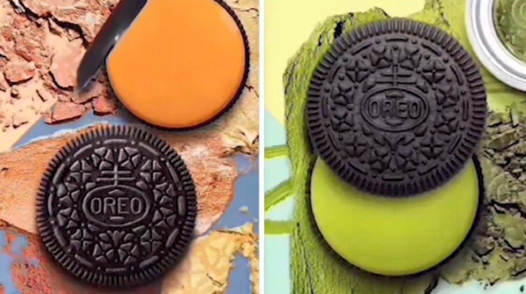 Oreo's latest flavors: Wasabi and hot wings