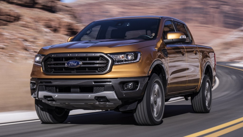 Ford's bringing back the Ranger