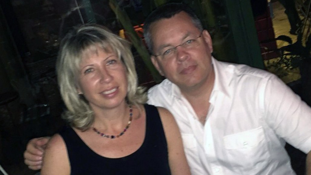 US pastor Andrew Brunson freed by Turkish court, flies to Germany