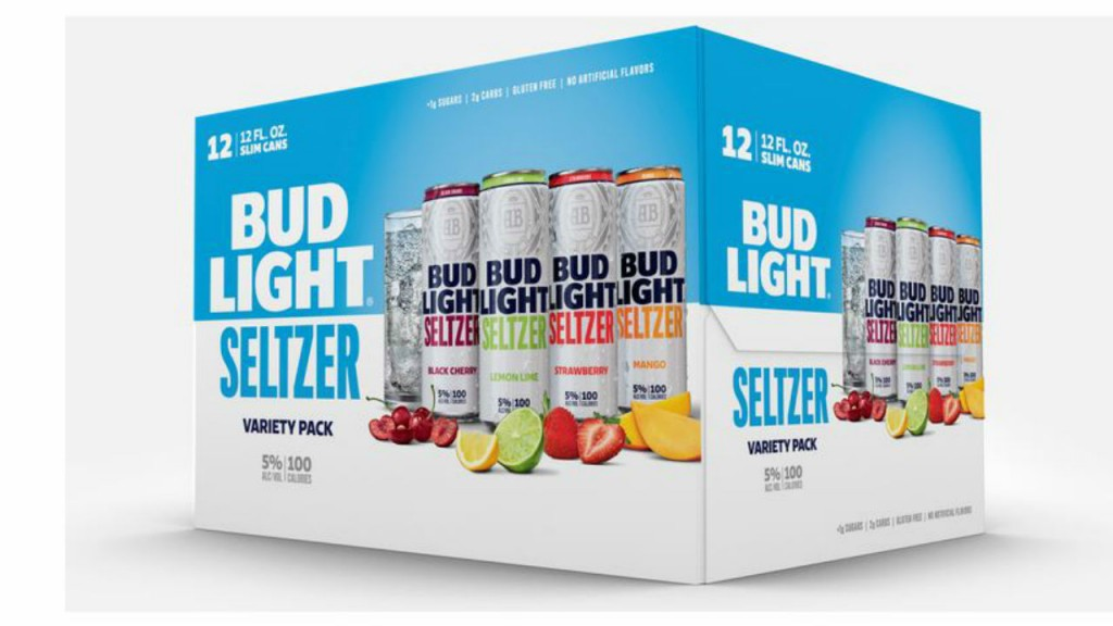 Bud Light to come out with hard seltzer