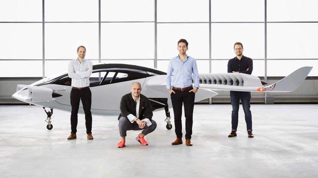 This startup is planning a flying taxi service that costs about the same as normal taxis
